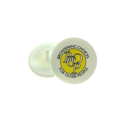 Picture of PLASTIC GOLF BALL MARKER with Post