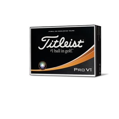 Picture of TITLEIST PRO V1 GOLF BALL in White