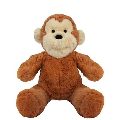 Picture of PLUSH SOFT TOY 14CM MAX MONKEY