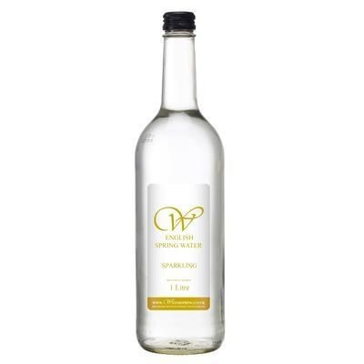 Picture of 1 LITRE BOTTLED SPARKLING SPRING WATER