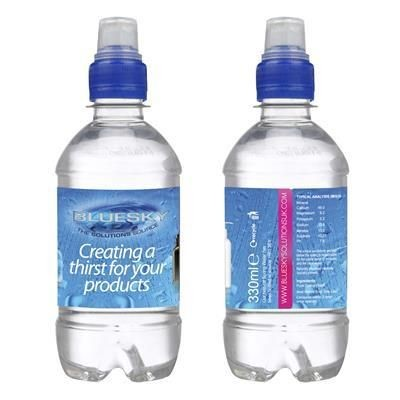 Picture of 330ML BOTTLED STILL SPRING WATER