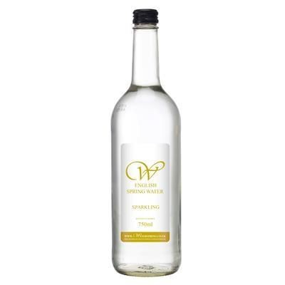 Picture of 750ML BOTTLED SPARKLING SPRING WATER