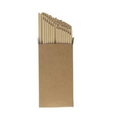 Picture of PACK OF 100 PAPER STRAWS