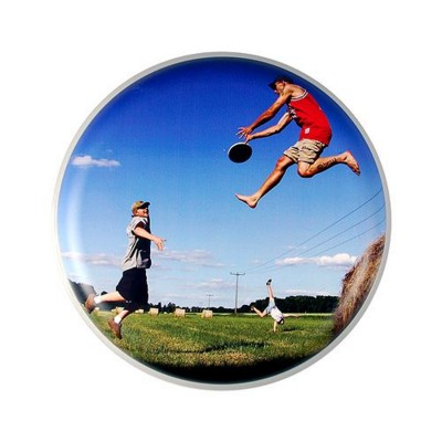 Picture of IMOULD BRANDED PLASTIC SPACE FLYER FRISBEE