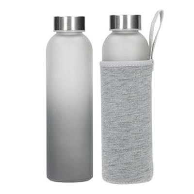 Picture of GLASS BOTTLE with Case Iced