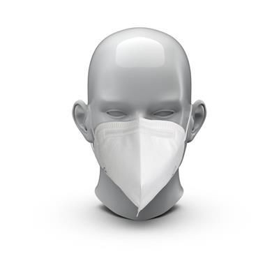 """Picture of RESPIRATORY MASK A"""" FFP2 NR (SET OF 10)"""