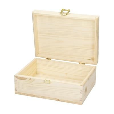 Picture of WOOD BOX PINO