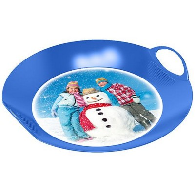 Picture of IMOULD BRANDED PLASTIC ROUND SNOW GLIDER TRAY