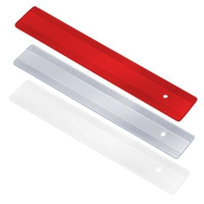 Picture of RULER 20 CM with Moulded-on Millimeter Scale on One Side