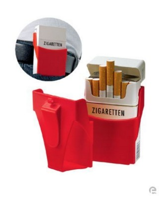 Picture of PLASTIC CIGARETTE BOX HOLDER