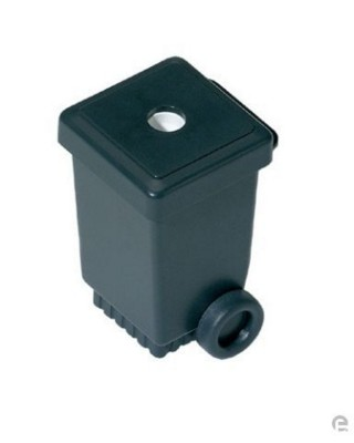 Picture of WHEELIE WASTE BIN PENCIL SHARPENER