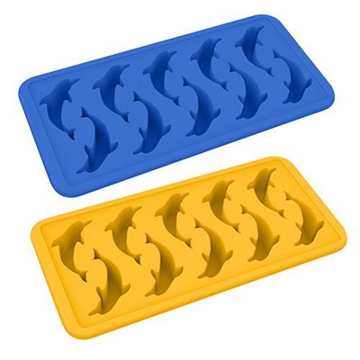 Picture of DOLPHIN ICE CUBE MOULD TRAY
