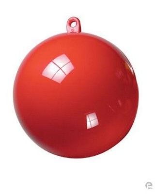 Picture of ROUND TWO PIECE CONTAINER in Red