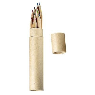 Picture of PENCIL HOLDER BASIC LARGE, NATURAL