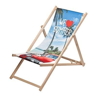 Picture of ADJUSTABLE DECK CHAIR