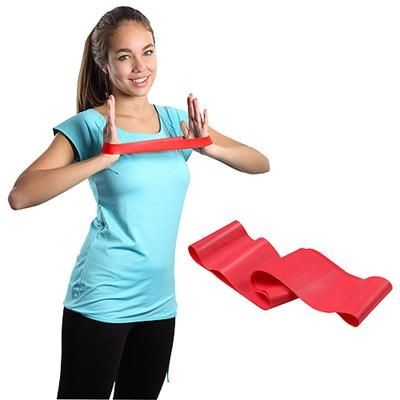 ROUND RUBBER EXERCISE BAND