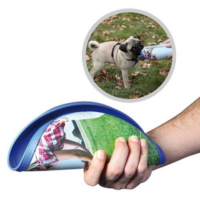 Picture of IMOULD BRANDED FLEXIBLE FRISBEE FLYER