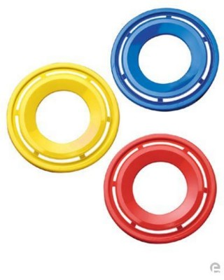 Picture of SUPER PLASTIC SMALL FRISBEE FLYER RING