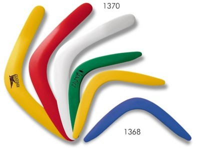 Picture of SMALL PLASTIC BOOMERANG