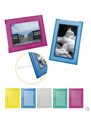 Picture of PLASTIC PHOTO FRAME LUX