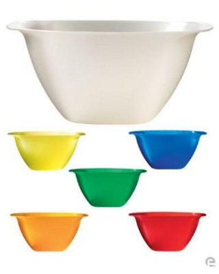 Picture of TRENDY PLASTIC CEREAL BREAKFAST BOWL