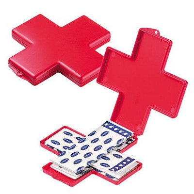 Picture of PLASTIC CROSS PLASTER BOX