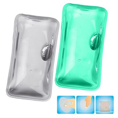 Picture of RECTANGULAR SHAPE HEATED GEL HOT PACK HAND WARMER