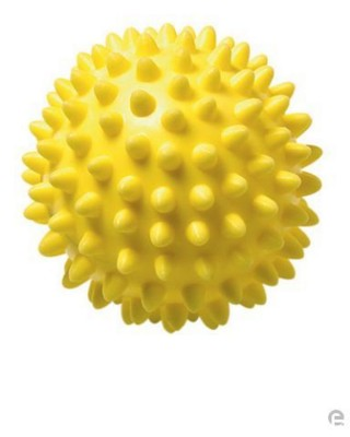 Picture of MASSAGE BALL in Yellow