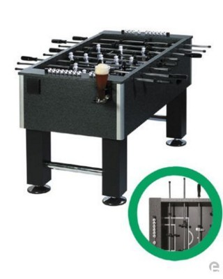 Picture of TABLE FOOTBALL GAME in Silver