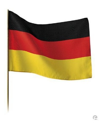 Picture of GERMAN TABLE FLAG
