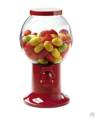 Picture of SWEETS DISPENSER in Red