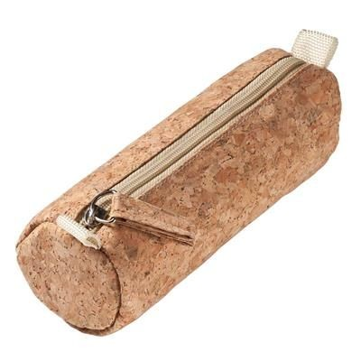 Picture of PENCIL CASE CORK, BROWN