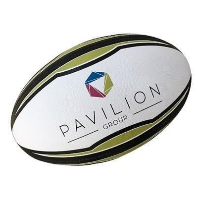 Picture of SIZE 5 MATCH RUGBY BALL