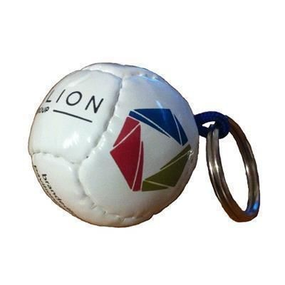 Picture of FOOTBALL BALL KEYRING
