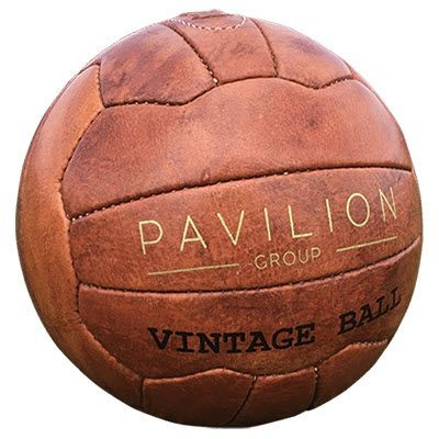 Picture of VINTAGE LEATHER FOOTBALL