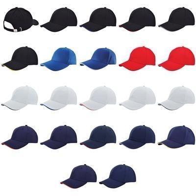 Picture of CANVAS SANDWICH CAP