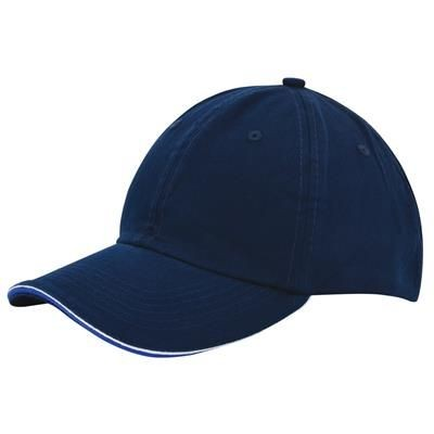 Picture of BRUSHED SANDWICH CAP