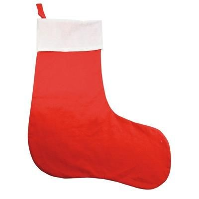 Picture of CHRISTMAS STOCKING FATHER CHRISTMAS SANTA