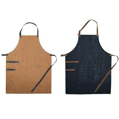 Picture of PU APRON- THIS APRON IS IDEAL TO USE in Kitchen or During Barbecue