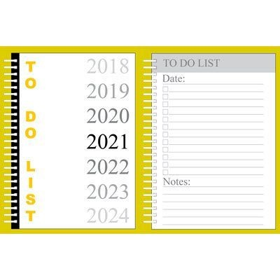 Picture of TO DO LIST PLANNER BOOK