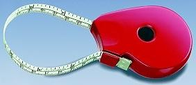 Picture of BODY FAT MASS METER TAPE MEASURE