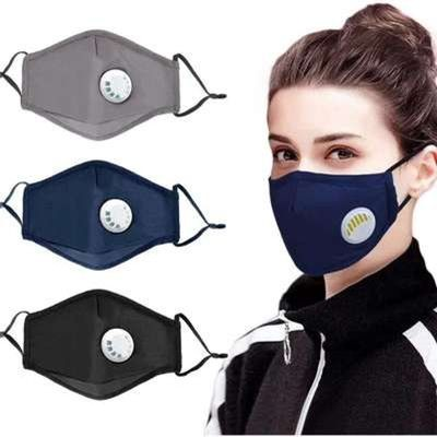 COTTON REUSABLE FACE MASK in Stock