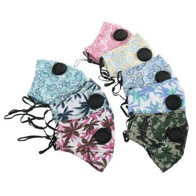 Picture of CAMOUFLAGE REUSABLE FACE MASK