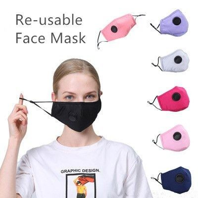 Picture of REUSABLE FACE MASK with Filter