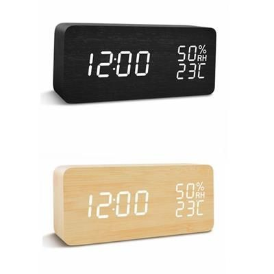 Picture of LED TIME DISPLAY ALARM CLOCK