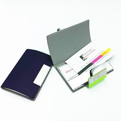Picture of LEATHER BUSINESS CARD HOLDER