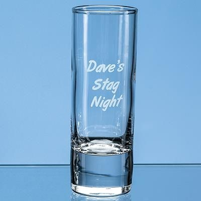 Picture of 60ML TALL HEAVY BASE SHOT GLASS