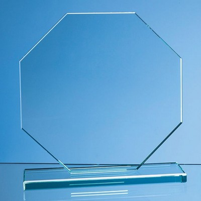Picture of JADE GLASS OCTAGON AWARD