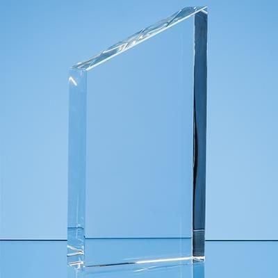 Picture of OPTICAL CRYSTAL DIAGONAL SLOPE AWARD