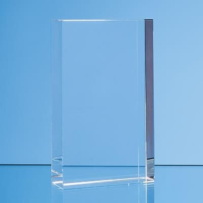 Picture of OPTICAL CRYSTAL RECTANGULAR AWARD